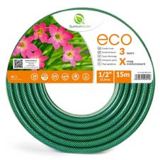 "Reinforced 3 Layer Garden Hose ECO 1/2"" 15m"